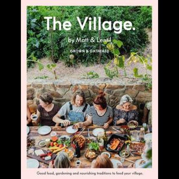 The Village - Matt Purbrick, Lentil Purbrick | Karta-nauczyciela.org
