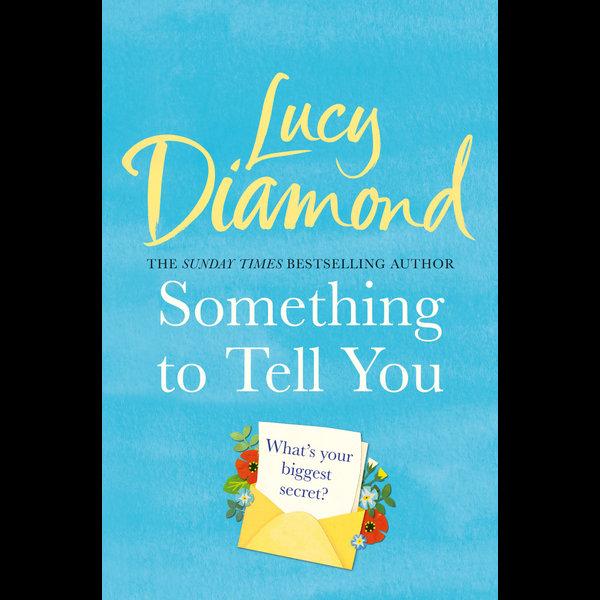 Something to Tell You - Lucy Diamond   Karta-nauczyciela.org