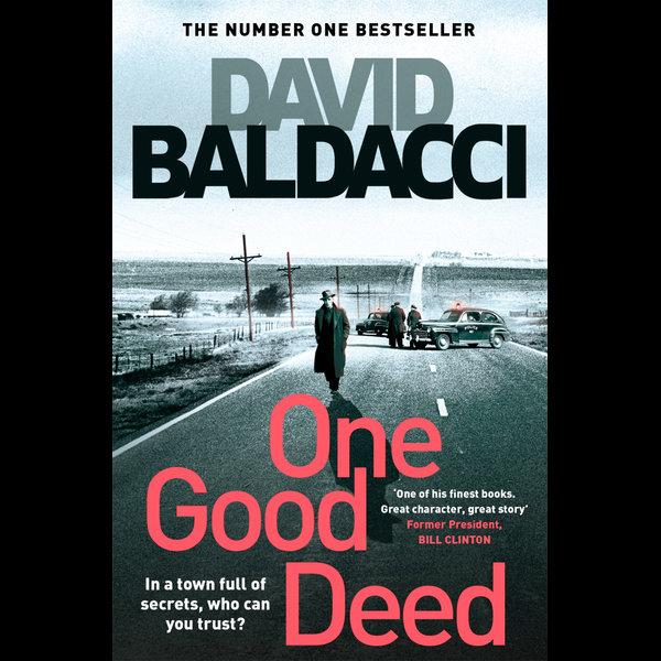 One Good Deed - David Baldacci | Karta-nauczyciela.org