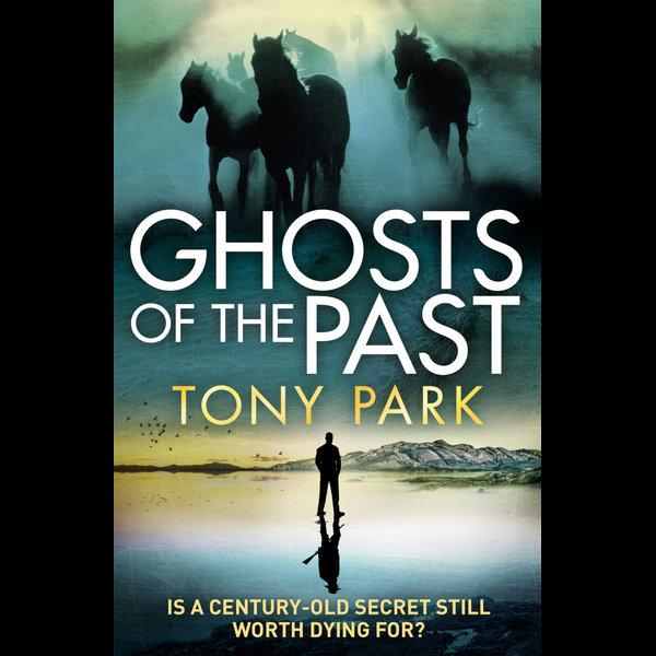 Ghosts of the Past - Tony Park   Karta-nauczyciela.org