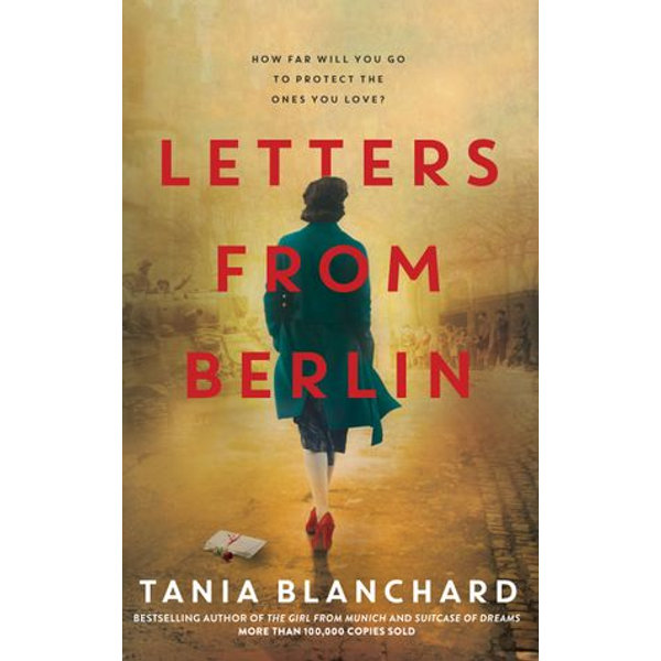 Letters from Berlin - Tania Blanchard   2020-eala-conference.org