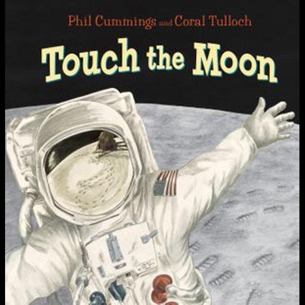 Touch the Moon - Phil Cummings, Coral Tulloch | Karta-nauczyciela.org