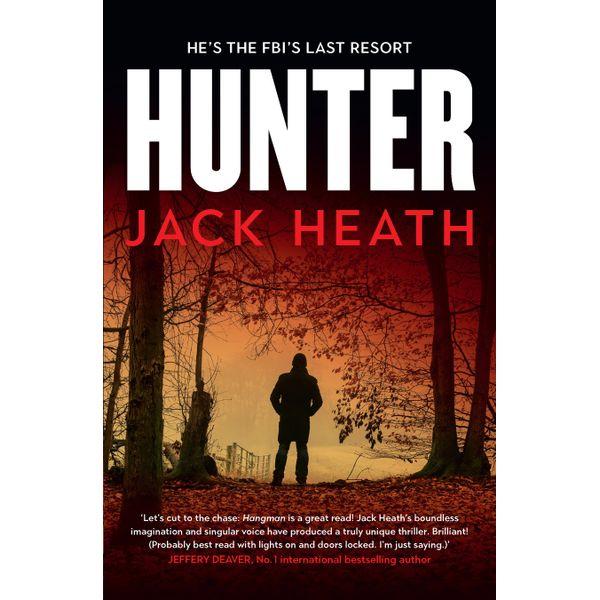 Hunter - Jack Heath | Karta-nauczyciela.org