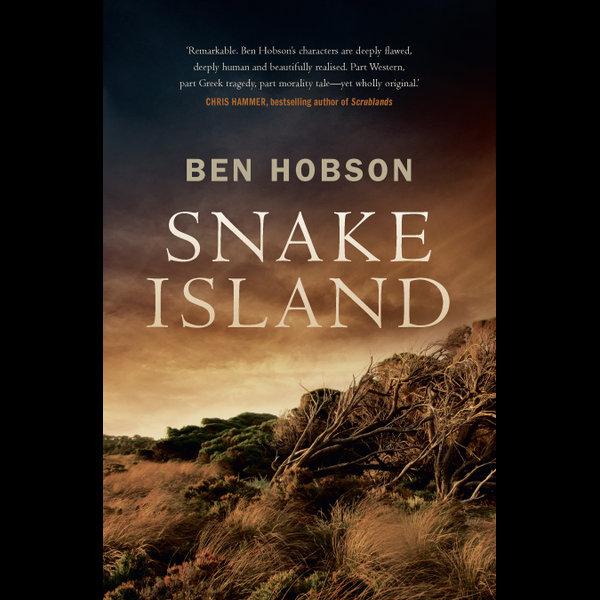Snake Island - Ben Hobson   2020-eala-conference.org