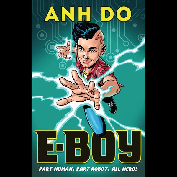 E-Boy - Anh Do, Chris Wahl   Karta-nauczyciela.org