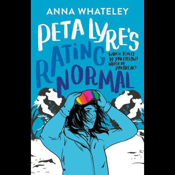 Peta Lyre's Rating Normal - Anna Whateley   Karta-nauczyciela.org