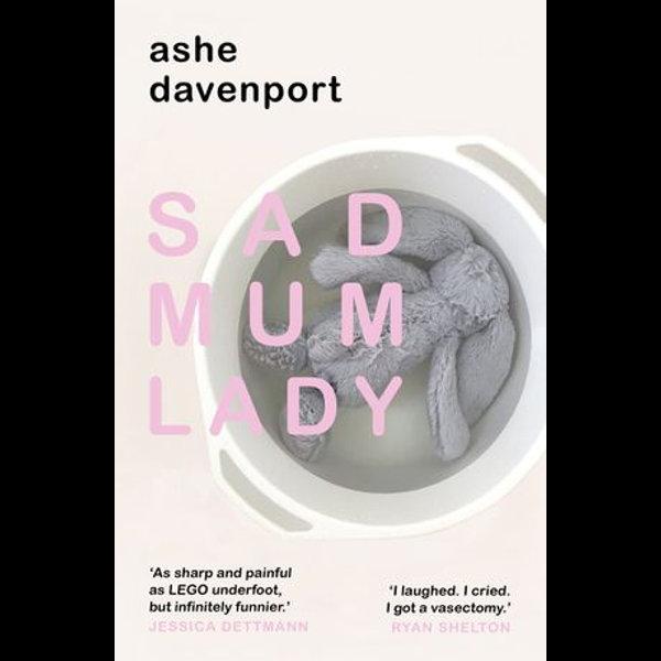 Sad Mum Lady - Ashe Davenport | Karta-nauczyciela.org
