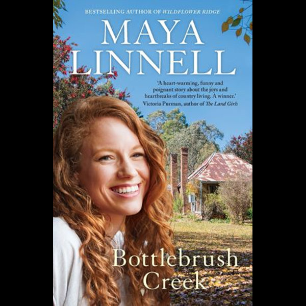Bottlebrush Creek - Maya Linnell | Karta-nauczyciela.org