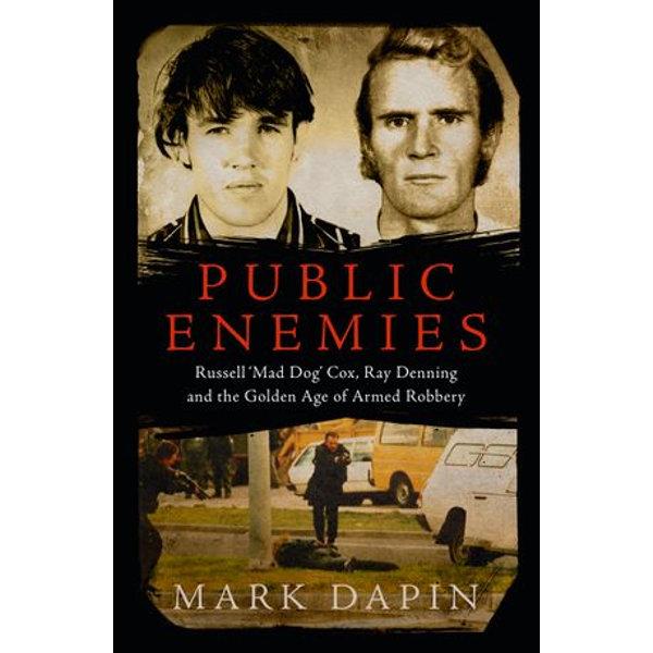 Public Enemies - Mark Dapin | Karta-nauczyciela.org