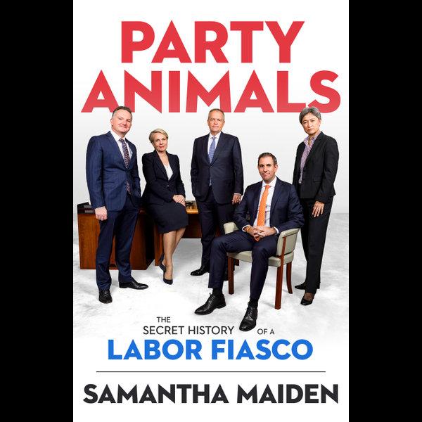 Party Animals - Samantha Maiden | Karta-nauczyciela.org