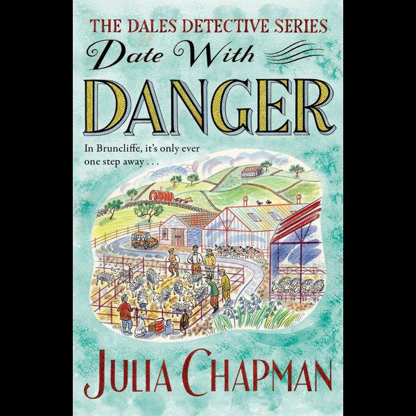 Date with Danger - Julia Chapman | Karta-nauczyciela.org