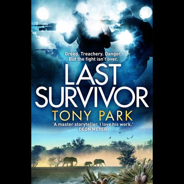 Last Survivor - Tony Park | Karta-nauczyciela.org