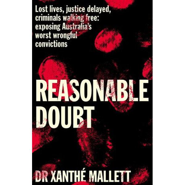Reasonable Doubt - Xanthé Mallett | Karta-nauczyciela.org
