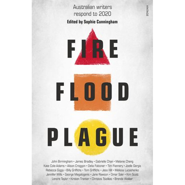 Fire Flood Plague - Sophie Cunningham   Karta-nauczyciela.org