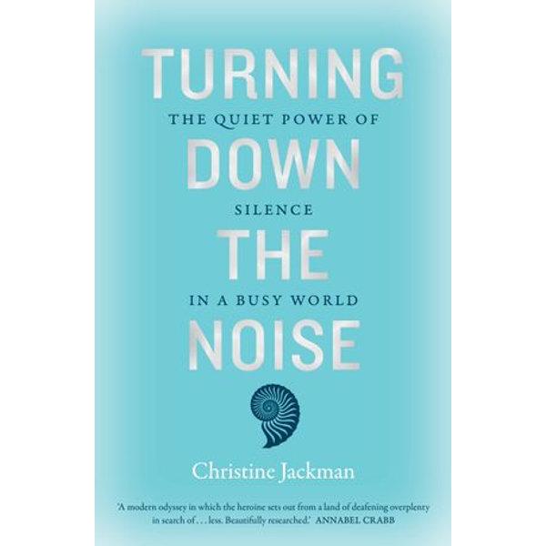 Turning Down The Noise - Christine Jackman | Karta-nauczyciela.org