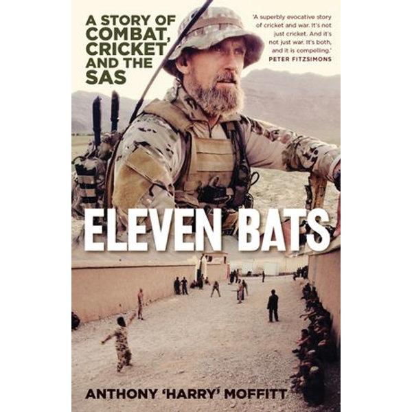 Eleven Bats - Anthony 'Harry' Moffitt   Karta-nauczyciela.org