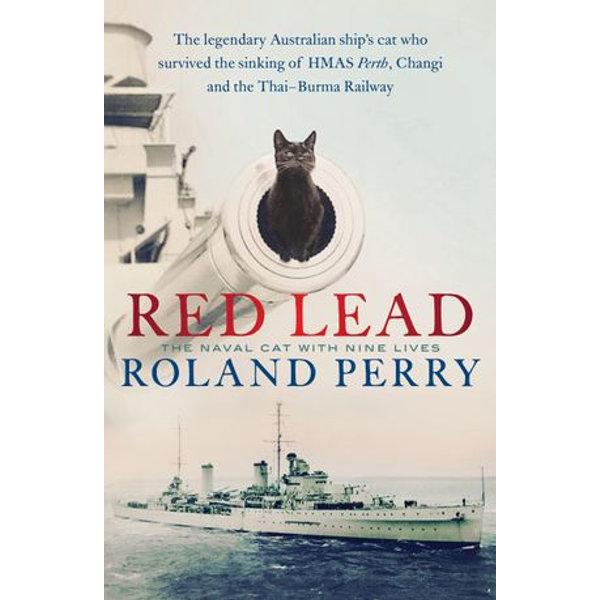 Red Lead - Roland Perry   Karta-nauczyciela.org