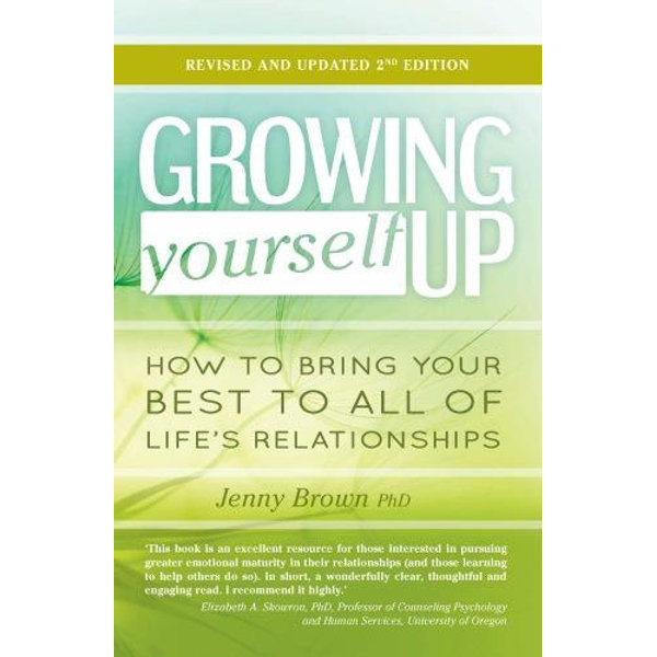 Growing Yourself Up - Jenny Brown | 2020-eala-conference.org