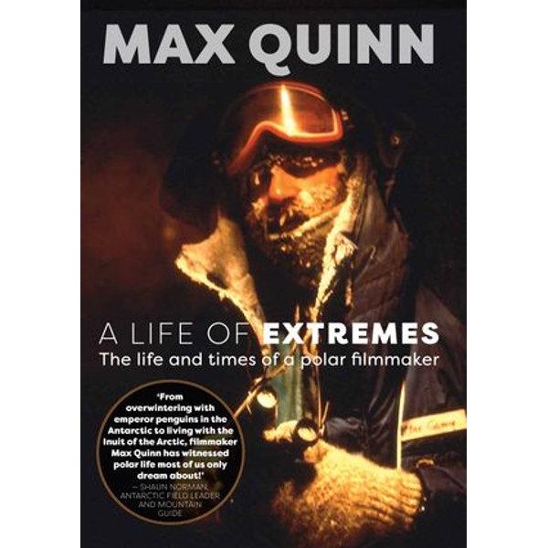 A Life of Extremes - Max Quinn   Karta-nauczyciela.org