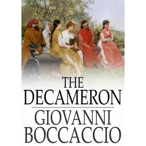 The Decameron - Giovanni Boccaccio, J. M. Rigg (Translator)   Karta-nauczyciela.org