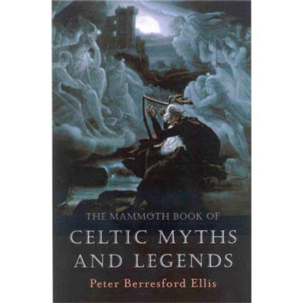 The Mammoth Book of Celtic Myths and Legends - Peter Ellis | Karta-nauczyciela.org