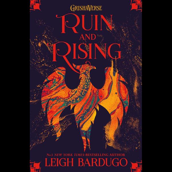 Ruin and Rising - Leigh Bardugo   Karta-nauczyciela.org
