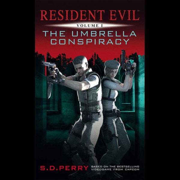 The Umbrella Conspiracy - S. D. Perry | Karta-nauczyciela.org
