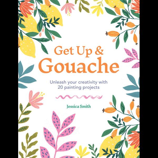 Get Up & Gouache - Jessica Smith | Karta-nauczyciela.org