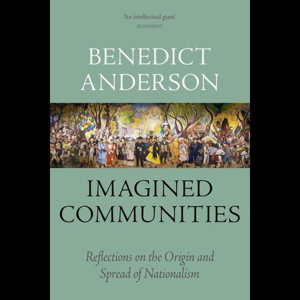 Imagined Communities - Benedict Anderson   Karta-nauczyciela.org