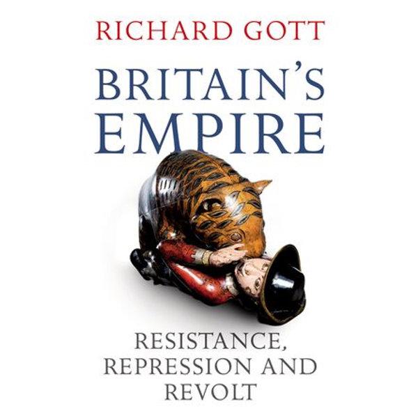 Britain's Empire - Richard Gott | Karta-nauczyciela.org
