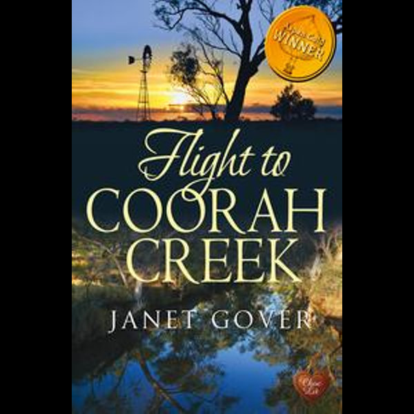 Flight to Coorah Creek - Janet Gover   Karta-nauczyciela.org