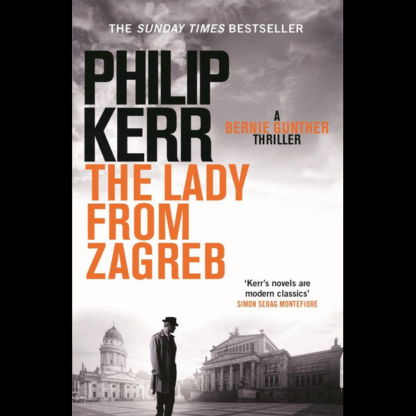 The Lady From Zagreb - Philip Kerr | Karta-nauczyciela.org
