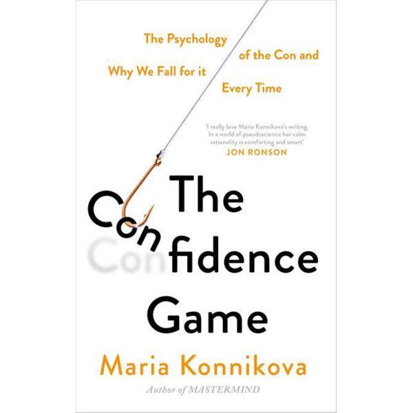 The Confidence Game - Maria Konnikova   Karta-nauczyciela.org