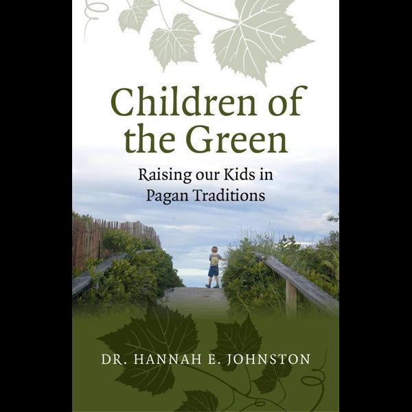 Children of the Green - Dr. Hannah E. Johnston   Karta-nauczyciela.org