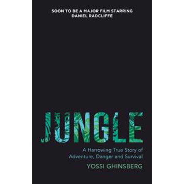 Jungle - Yossi Ghinsberg   Karta-nauczyciela.org