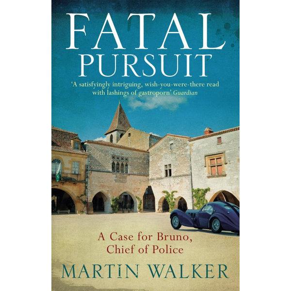 Fatal Pursuit - Martin Walker   Karta-nauczyciela.org
