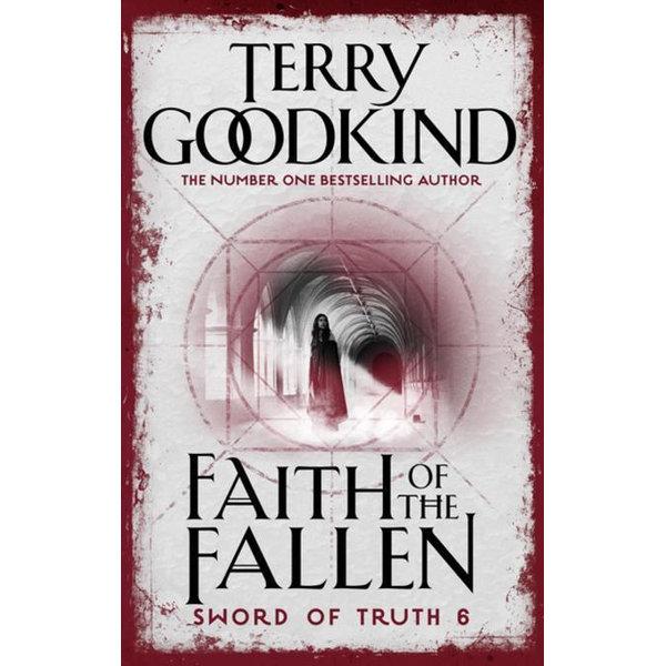 Faith Of The Fallen - Terry Goodkind   Karta-nauczyciela.org
