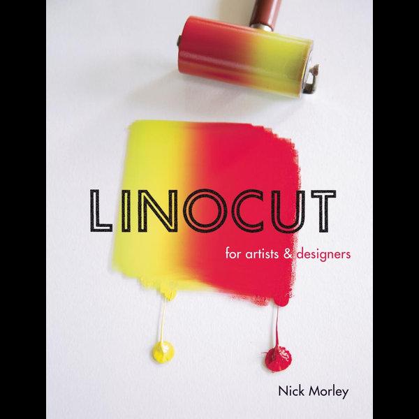 Linocut for Artists and Designers - Nick Morley | Karta-nauczyciela.org