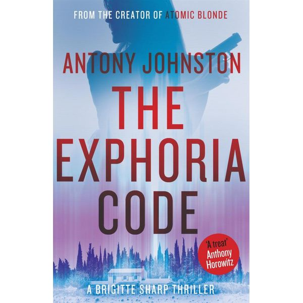 The Exphoria Code - Antony Johnston | Karta-nauczyciela.org
