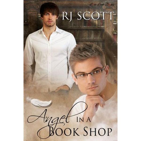 Angel in a Book Shop - RJ Scott   Karta-nauczyciela.org
