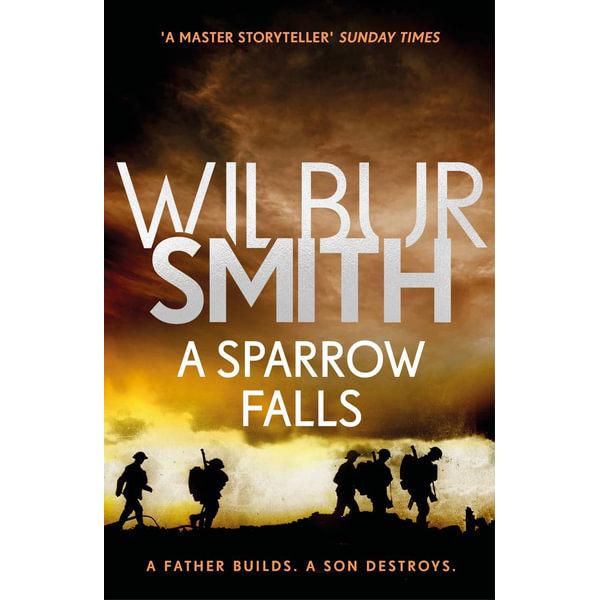 A Sparrow Falls - Wilbur Smith | Karta-nauczyciela.org