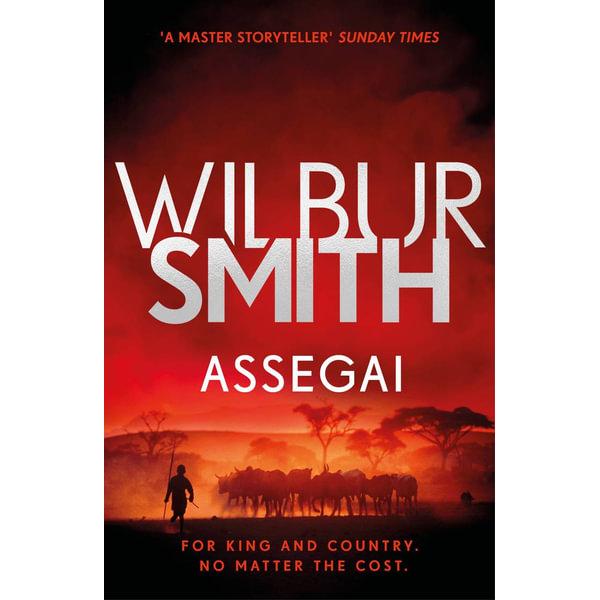 Assegai - Wilbur Smith   Karta-nauczyciela.org