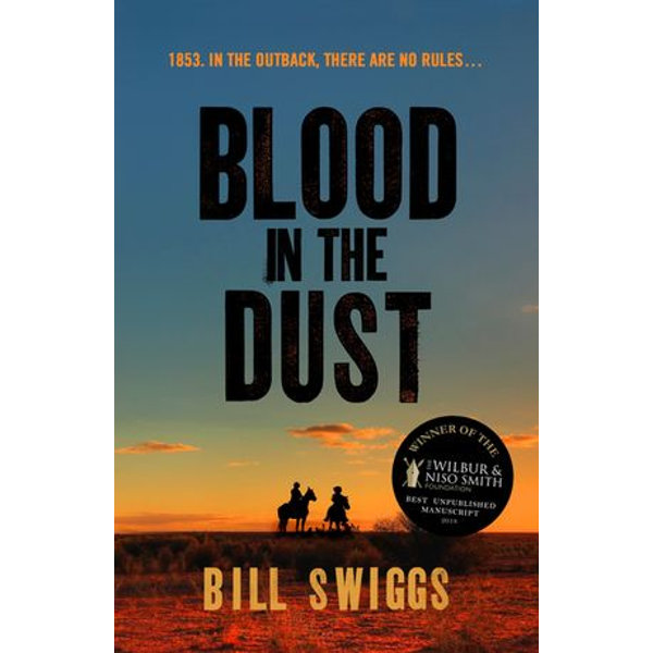 Blood in the Dust - Bill Swiggs | Karta-nauczyciela.org