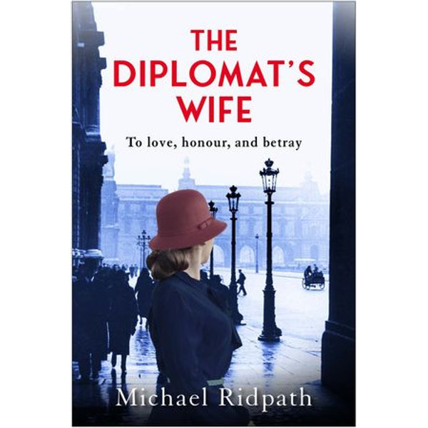 The Diplomat's Wife - Michael Ridpath   2020-eala-conference.org