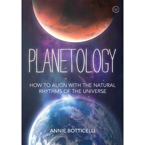 Planetology - Annie Botticelli | Karta-nauczyciela.org