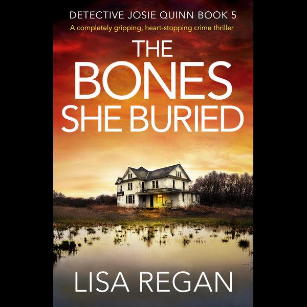 The Bones She Buried - Lisa Regan | Karta-nauczyciela.org