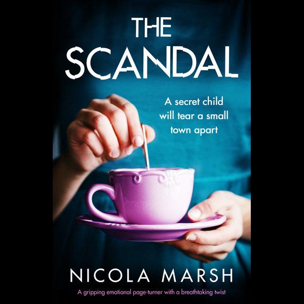 The Scandal - Nicola Marsh   Karta-nauczyciela.org
