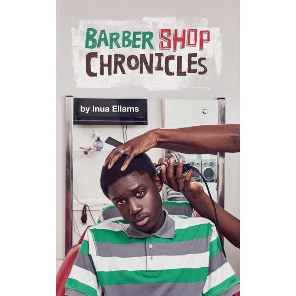 Barber Shop Chronicles - Inua Ellams | Karta-nauczyciela.org