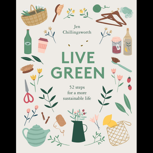 Live Green - Jen Chillingsworth | Karta-nauczyciela.org