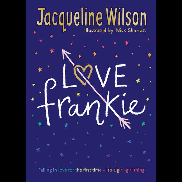 Love Frankie - Jacqueline Wilson, Nick Sharratt (Illustrator)   2020-eala-conference.org